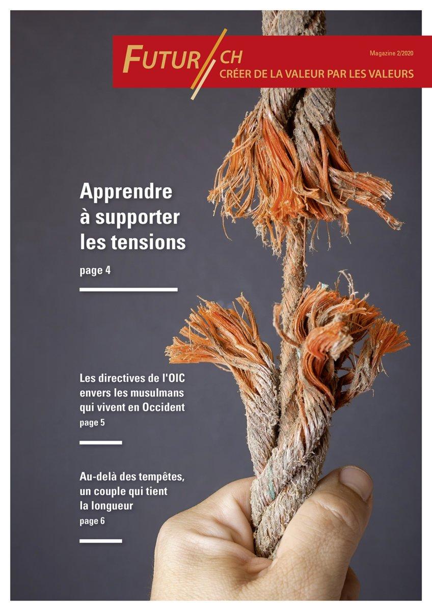 Magazine Apprendre La Photo magazine : apprendre à supporter les tensions - stiftung